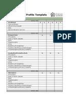 School Data Profile