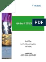 PV Development Plan by PLN 2013.pdf