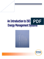Iso 50001 Guide and Check List Uk