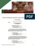 Dehasta-Devata-cakra Strotra