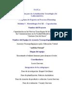 Proyecto de Capacitación en las Nuevas Tecnologías de la Información y las Comunicaciones en la UEMES