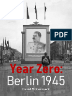 Year Zero Berlin 1945 by David McCormack