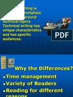 Unit 4 Tech vs Academic