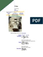 Ramses Al II