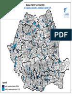 Harta Lucrari in Derulare La Nivel de UAT