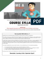 2018 - Course Syllabus SuperLearner V2.0 Udemy.pdf