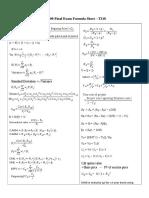 FIN700 - FORMULAE SHEET - Final Exam (and any DEFERRED EXAM) - Trimester 0318.docx