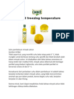 Olive oil freezing temperature.docx