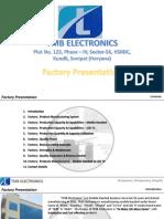 LED TV Manufacturers in sonipat - TMB Electronics LED TV