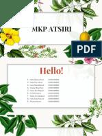 Resep Pestisida & Aroma Terapi