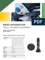 TI Diagnostic Equipment LRes
