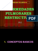 ENFERMEDADES PULMONARES RESTRICTIVAS