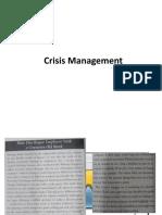 3-Crisis Management (1)