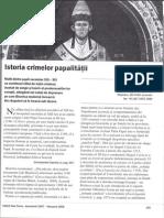 Istoria Crimelor Papalitatii (2 )