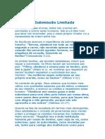 A Submissão Limitada.docx