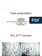 Lecture-12 Face Presentation