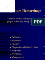 Lecture-32 Postpartum Hemorrhage(Chinese)