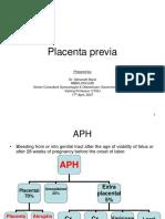 Lecture-28 Placenta Previa