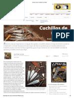 Articulo Luis Perez de Leon Cuchillo de Remate Muela