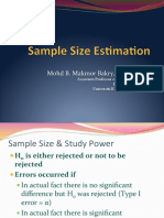 Sample Size 2