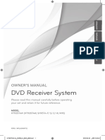 DVD receiver system
