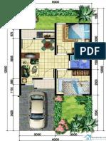 Planos de distribución viviendas