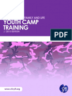 Youth Camp Training Manual