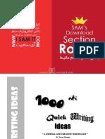 1000 Quick Writing Ideas.pdf