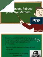 Inductive Method Report