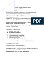 Ecofisiología