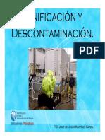 Zonificacion y Descontaminacion