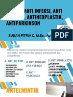 Pertemuan 7, Anti Infeksi, Anti Migrain