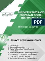 Business Ethics Seminar