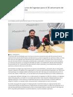 Objetivocastillalamancha.es-en Marcha El Concurso de Logotipo Para El 30 Aniversario de La UP de Manzanares