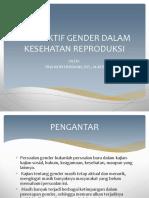 prefektif gender