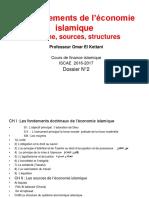 2)Les Fondements de l'Économie Islamique