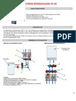 10. Separateur Hydraulique CP 60