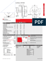 Catalog Motor EC90Flat 323772