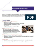NFTE World Series of Innovation 1