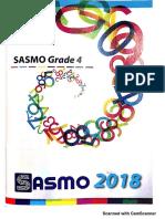 Sasmo Math Grade 4