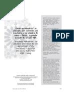 Mercenárias_o Discurso Dos Doutores Em Medicina e Os Retratos de Amas – Brasil, Segunda Metade Do Século XIX