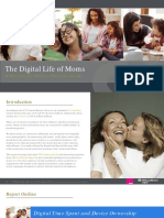 The Digital Life of Moms