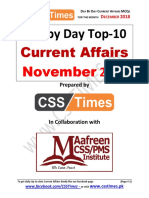 11- Day by Day Current Affairs for the month of November 2018.pdf