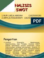 TUGAS KWU analisis swot.ppt