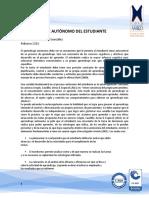El aprendizaje autónomo del estudiante.pdf