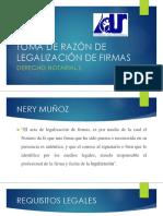 presentacion Derecho Notarial II.ppt