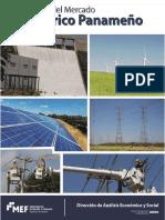 Analisis del mercado electrico panameño
