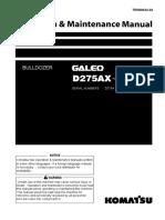 Manual de operacion y mantenimiento D275AX.pdf