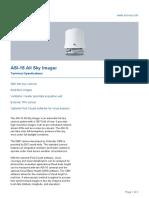 ASI-16_All Sky Imager
