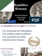 1. Tema9A Republica Romana